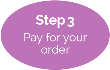 Pay for your order